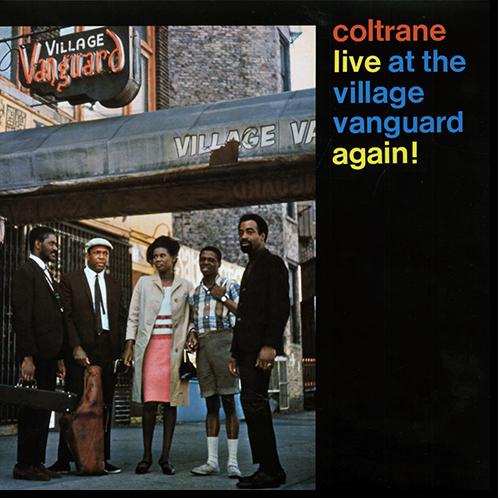 [TR24][OF] John Coltrane - Live At The Village Vanguard Again! - 1966 / 2016 (Avant-GardeJazz)