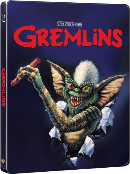 Гремлины / Gremlins (1984) BDRip [H.264/1080p]