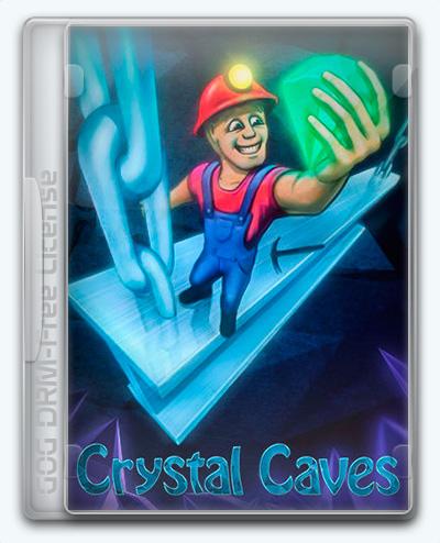 Crystal Caves (1991) [En] (1.0) License GOG