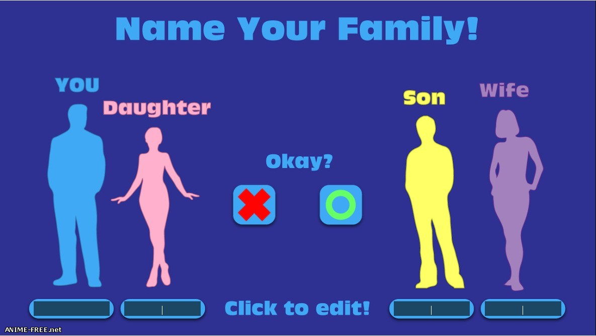 Dual Family [2017] [Uncen] [3DCG, ADV] [ENG] H-Game