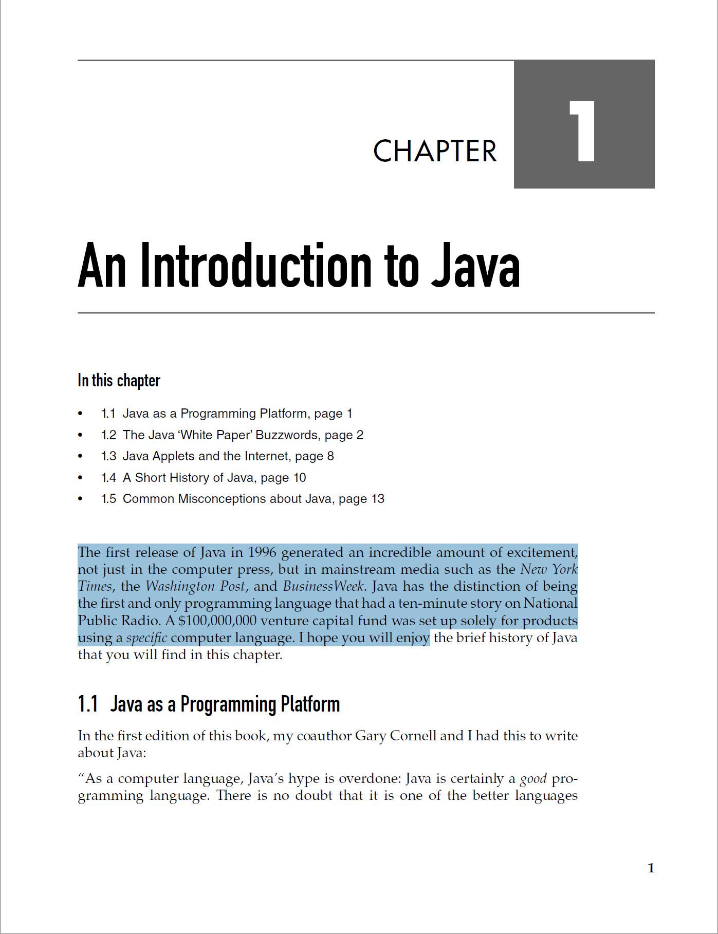 хорстманн java основы pdf скачать