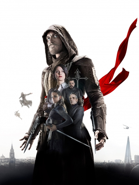 Кредо убийцы / Assassin's Creed (2016) WEB-DL 1080p | D