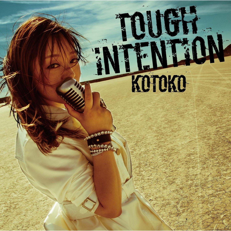 20170314.0655.06 KOTOKO - Tough Intention cover 1.jpg