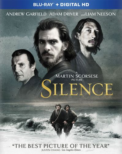 Молчание / Silence (2016) AC3 5.1 [hand made]