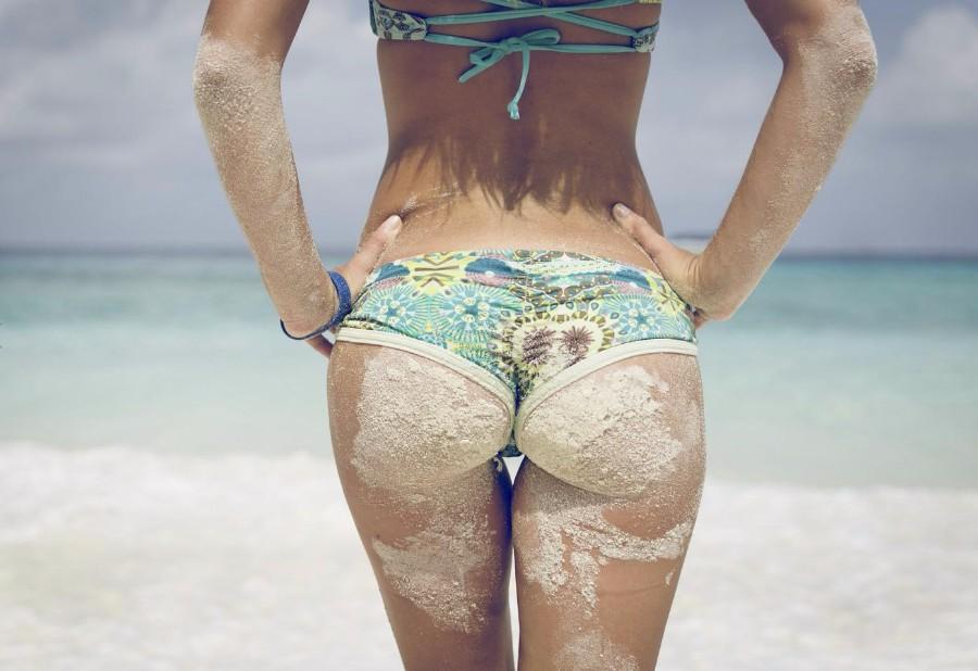 Липкий песок
