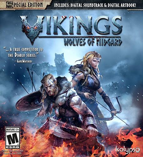 Vikings - Wolves of Midgard (2017) PC | Лицензия