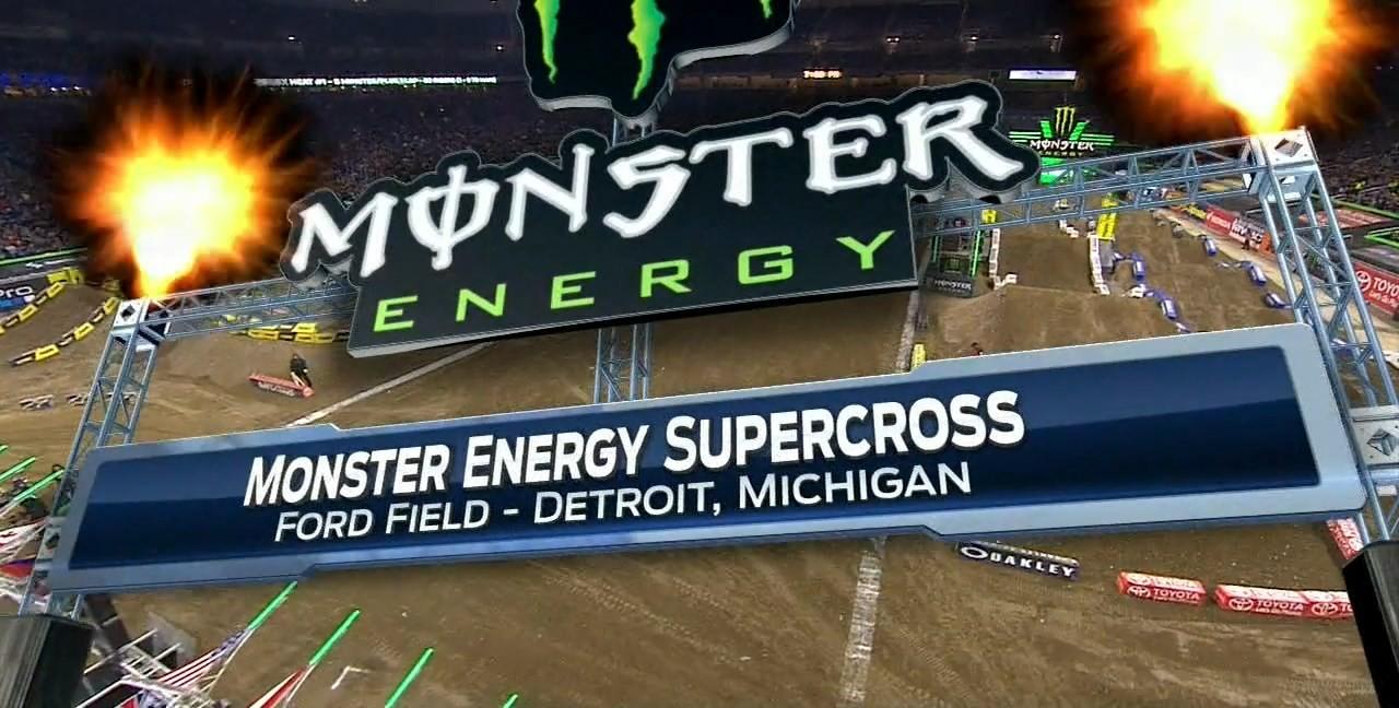 2017 AMA Supercross Rd 12 Detroit, MI (EAST) [25/03/2017, Чемпионат Америки по Суперкроссу, HDTVRip]
