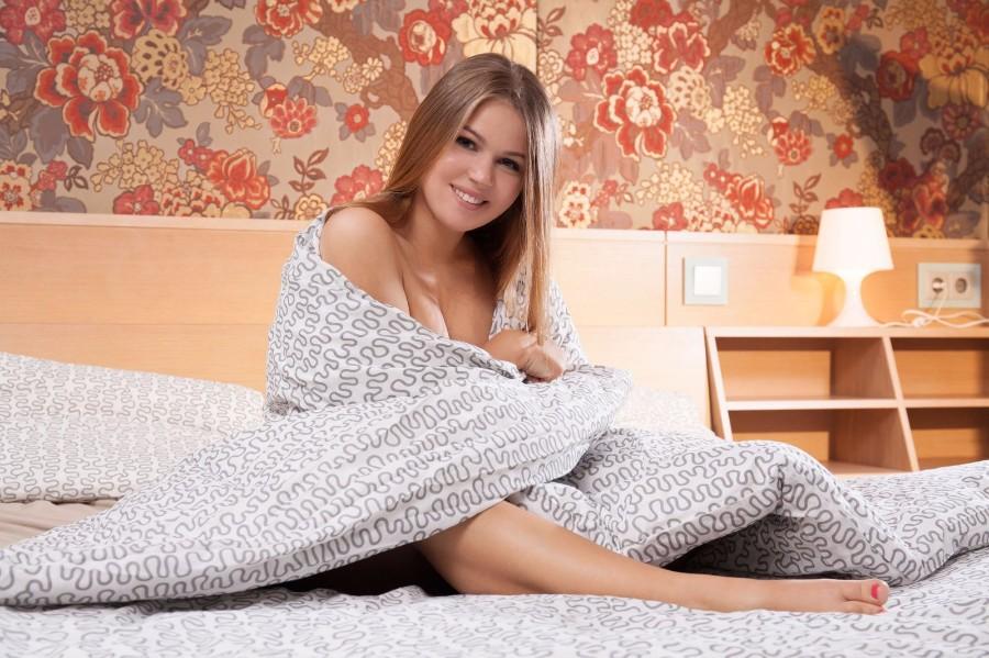 Завернувшись в одеяло