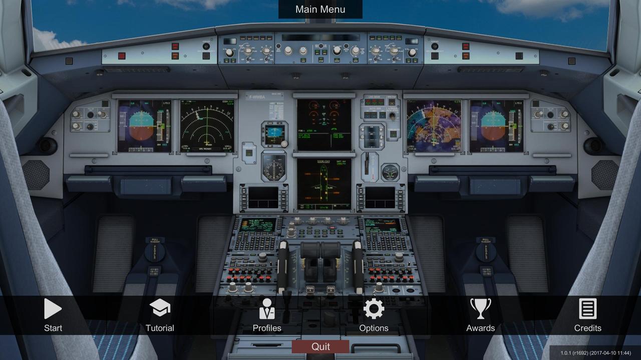 Скачать торрент игры Ready for Take off A320 Simulator