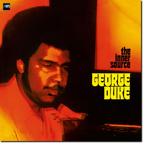 [TR24][OF] George Duke - The Inner Source - 1973/2015 (Fusion, Jazz-Rock)
