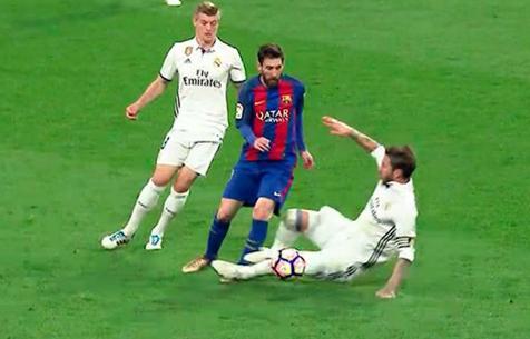 """Мадрид"" обжалует удаление С. Рамоса"