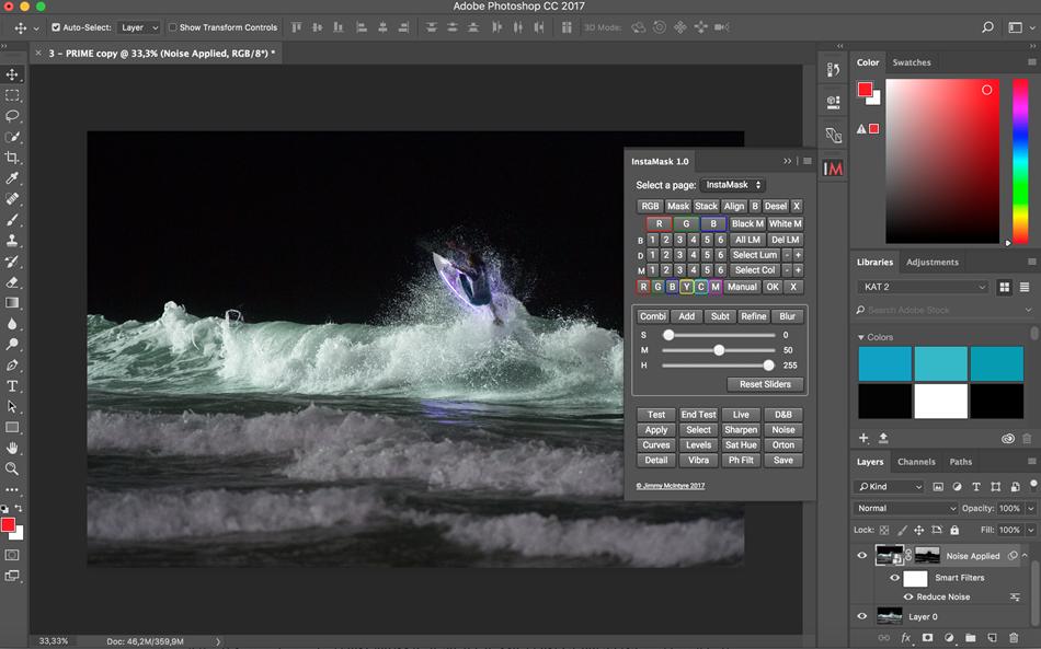 Photoshop для Mac торрент