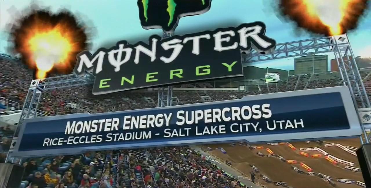 2017 AMA Supercross Rd 15 Salt Lake City, UT (WEST) [22/04/2017, Чемпионат Америки по Суперкроссу, HDTVRip]