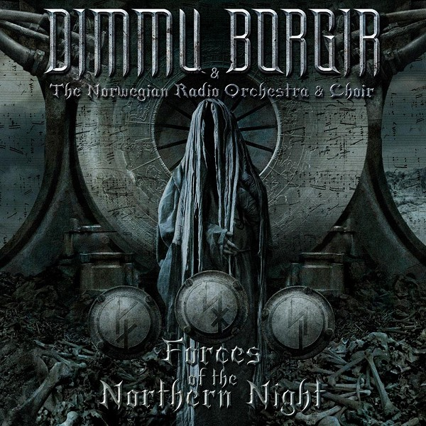 Dimmu Borgir - Forces of the Northern Night [2CD DigiPak] (2017) MP3