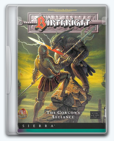Birthright: The Gorgon's Alliance / Право на жизнь: Союз Горгон (1997) [En] (1.3) License