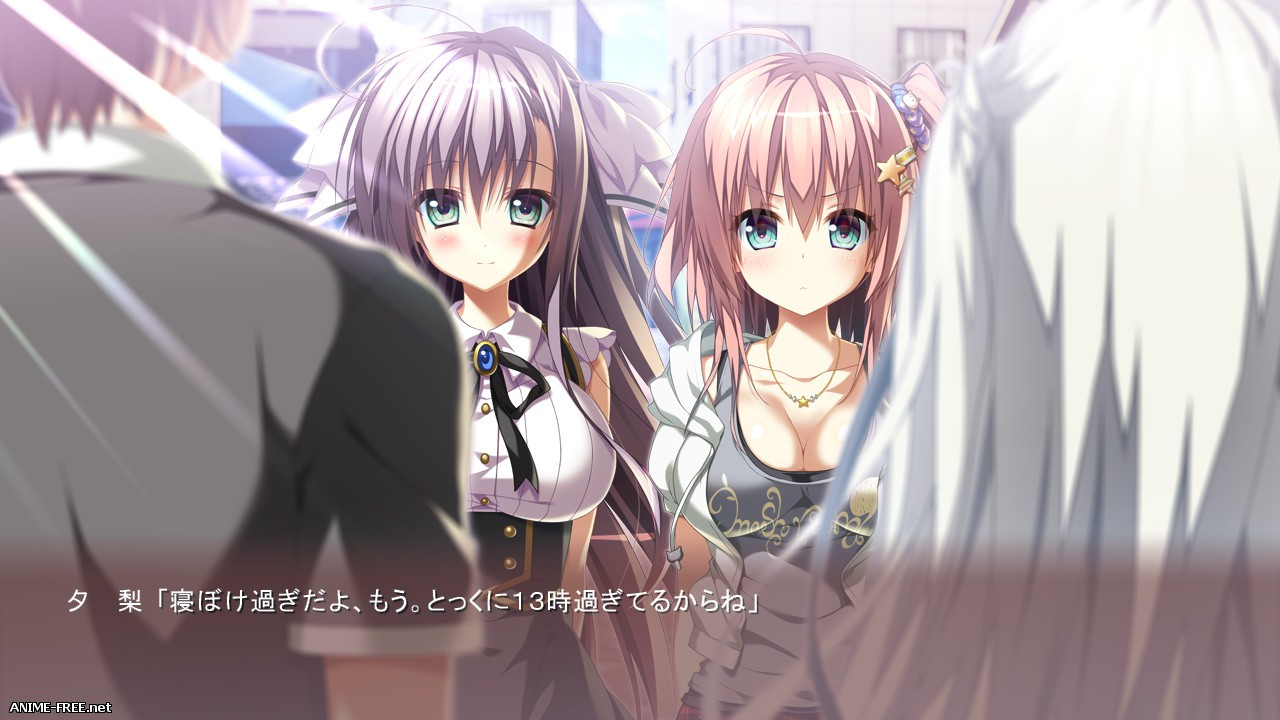 Trinoline (Adult Patch is Included) [2019] [Uncen] [VN] [JAP,ENG] H-Game