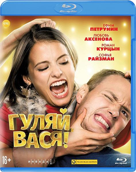 Гуляй, Вася! (2017) BDRemux 1080p | Лицензия