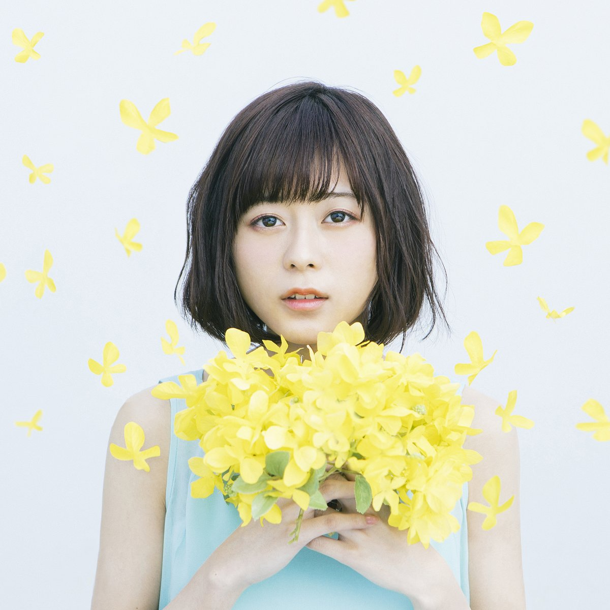 20170516.2203.3 Inori Minase - Innocent Flower cover 1.jpg