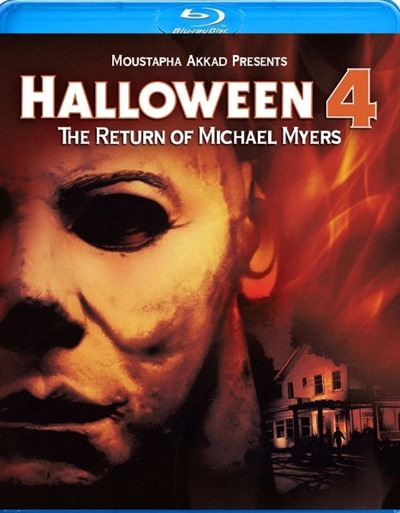 Хэллоуин 4: Возвращение Майкла Майерса / Halloween 4: The Return of Michael Myers (1988) BDRip [AVO]