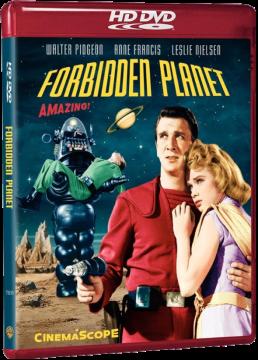 Запретная планета / Закрытая планета / Forbidden Planet (1956) HD-DVDRip 720p