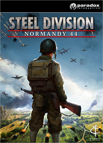 Steel Division: Normandy 44 - Deluxe Edition (2017) PC | Лицензия
