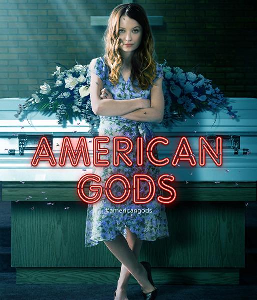 Американские боги / American Gods [S01] (2017) WEBRip 1080p | Нота