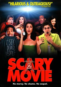 Очень страшное кино / Scary Movie [Open Matte] (2000) 1080i