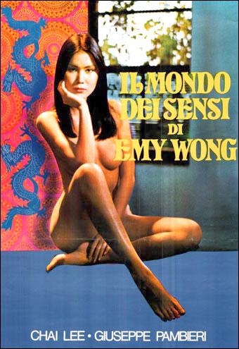 Желтая Эммануэль / Il mondo dei sensi di Emy Wong / Yellow Emanuelle (1977) DVDRip | Rus