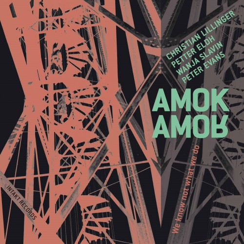 [TR24][OF] Amok Amor (Christian Lillinger, Petter Eldh, Wanja Slavin, Peter Evans) - We Know Not What We Do - 2017 (Avant-GardeJazz, Free Improvisation)