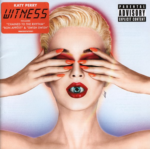 Katy Perry - Witness (2017) FLAC