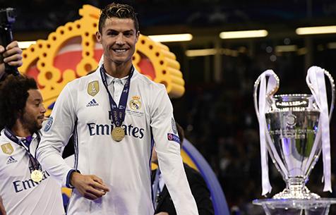 """Роналду должен благодарить """"Мадрид"""", а не уходить"""
