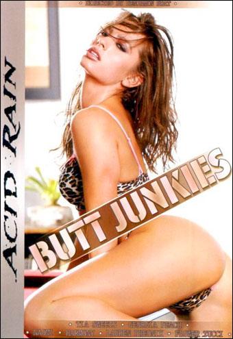 Одержимые Жопами / Butt Junkies (2006) WEBRip