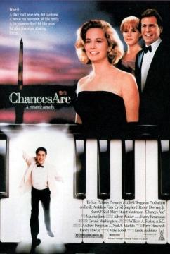 Шансы есть / Всегда есть шанс / Вполне возможно / Chances Are (1989) WEB-DL 720p