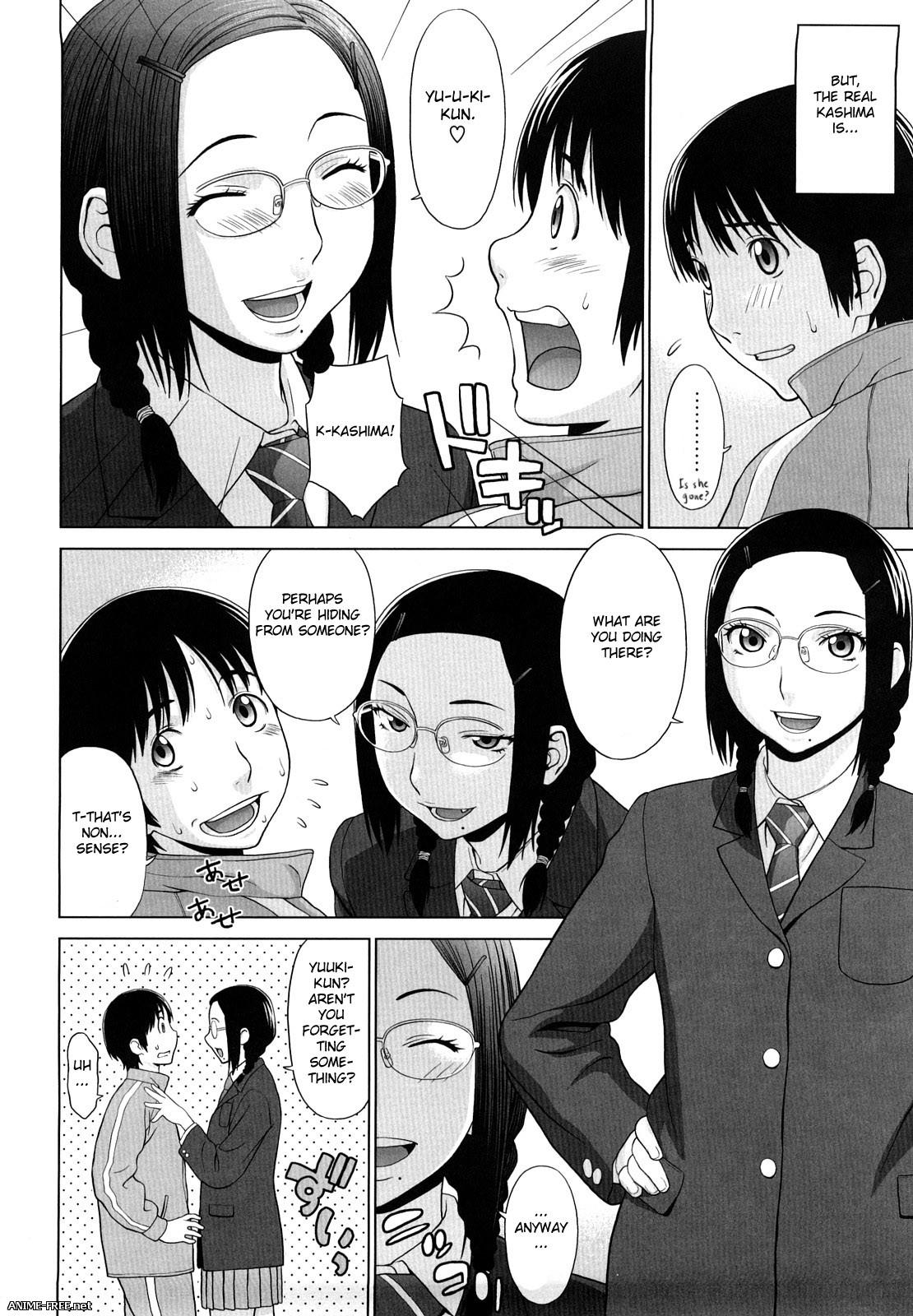 Yarii Shimeta (One Shot) - Сборник хентай манги [Ptcen] [RUS,ENG,JAP] Manga Hentai