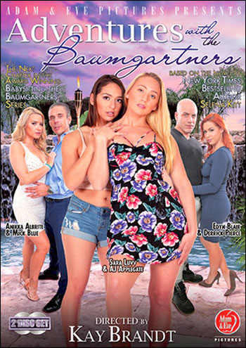 Приключения с Баумгартрами / Adventures With The Baumgartners (2017) DVDRip