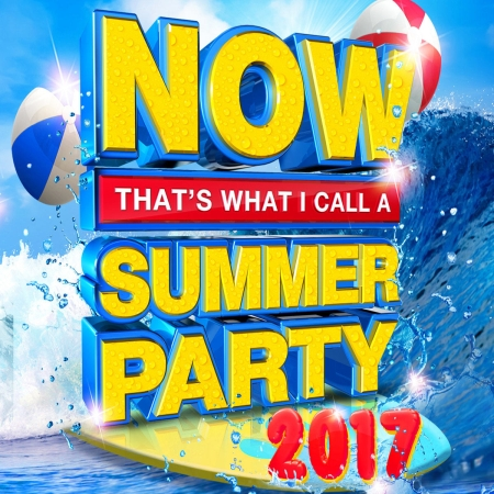 VA - NOW That's What I Call Summer Party 2017 [3CD] (2017) MP3