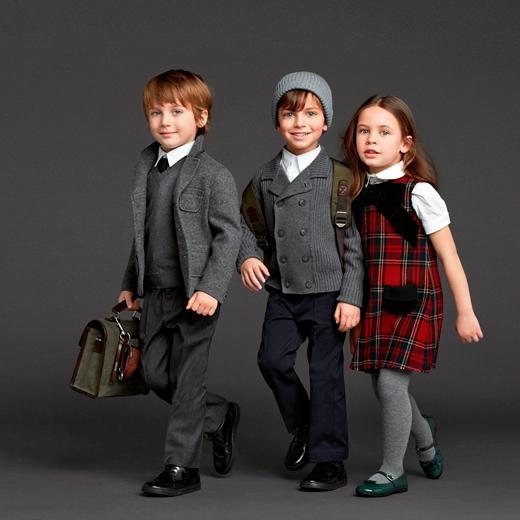 Школьная форма для младших классов