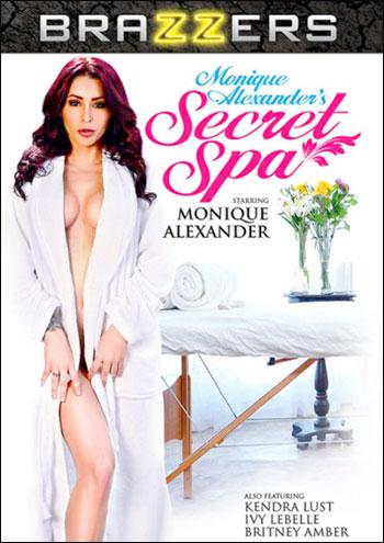 Brazzers - Секретный спа-центр Моники Александры / Monique Alexander's Secret Spa (2017) DVDRip |