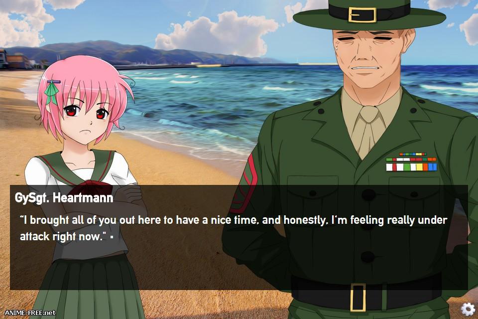 Panzermadels: Tank Dating Simulator [2017] [Uncen] [VN] [ENG] H-Game