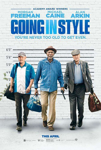 Going in Style 2017 1080p WEB-DL H264 AC3-EVO