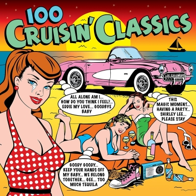 VA - 100 Cruisin' Classics [4CD] (2017) MP3