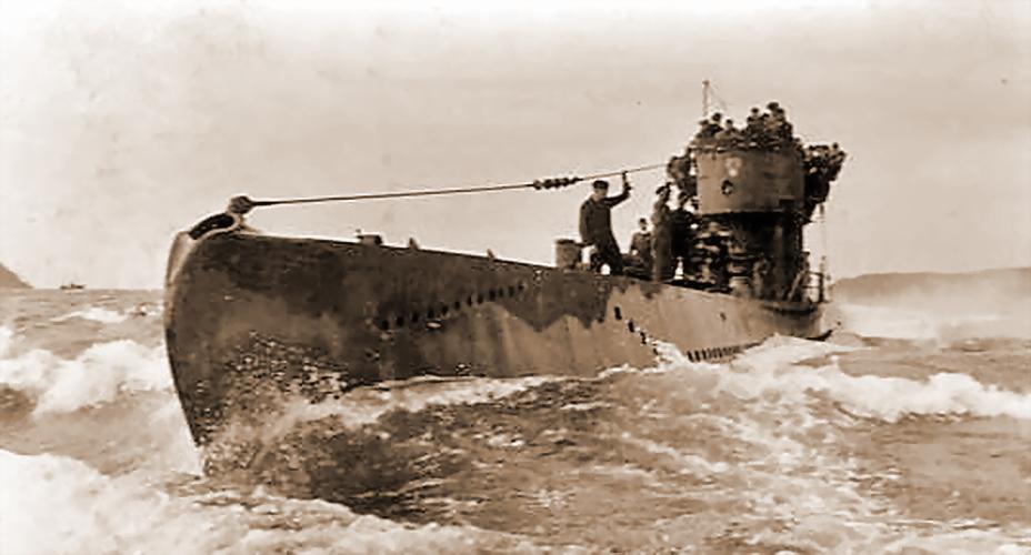 Подводная лодка U 372 самого распространенного типа VIIC – типичная «рабочая лошадка» кригсмарине - У восьми нянек дитя без глаза   Военно-исторический портал Warspot.ru