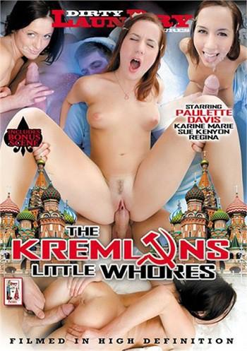 Кремлевские Маленькие Шлюхи / The Kremlins Little Whores (2017) DVDRip