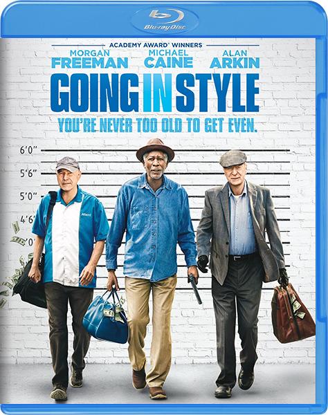 Уйти красиво / Going in Style (2017) BDRip 1080p   Лицензия