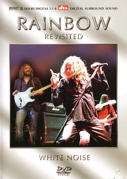 White Noise - Rainbow Revisited: In The Hall Of The Mountain King (Rainbow: The Ultimate Review, DVD 3) [2005, Hard Rock, DVD5]