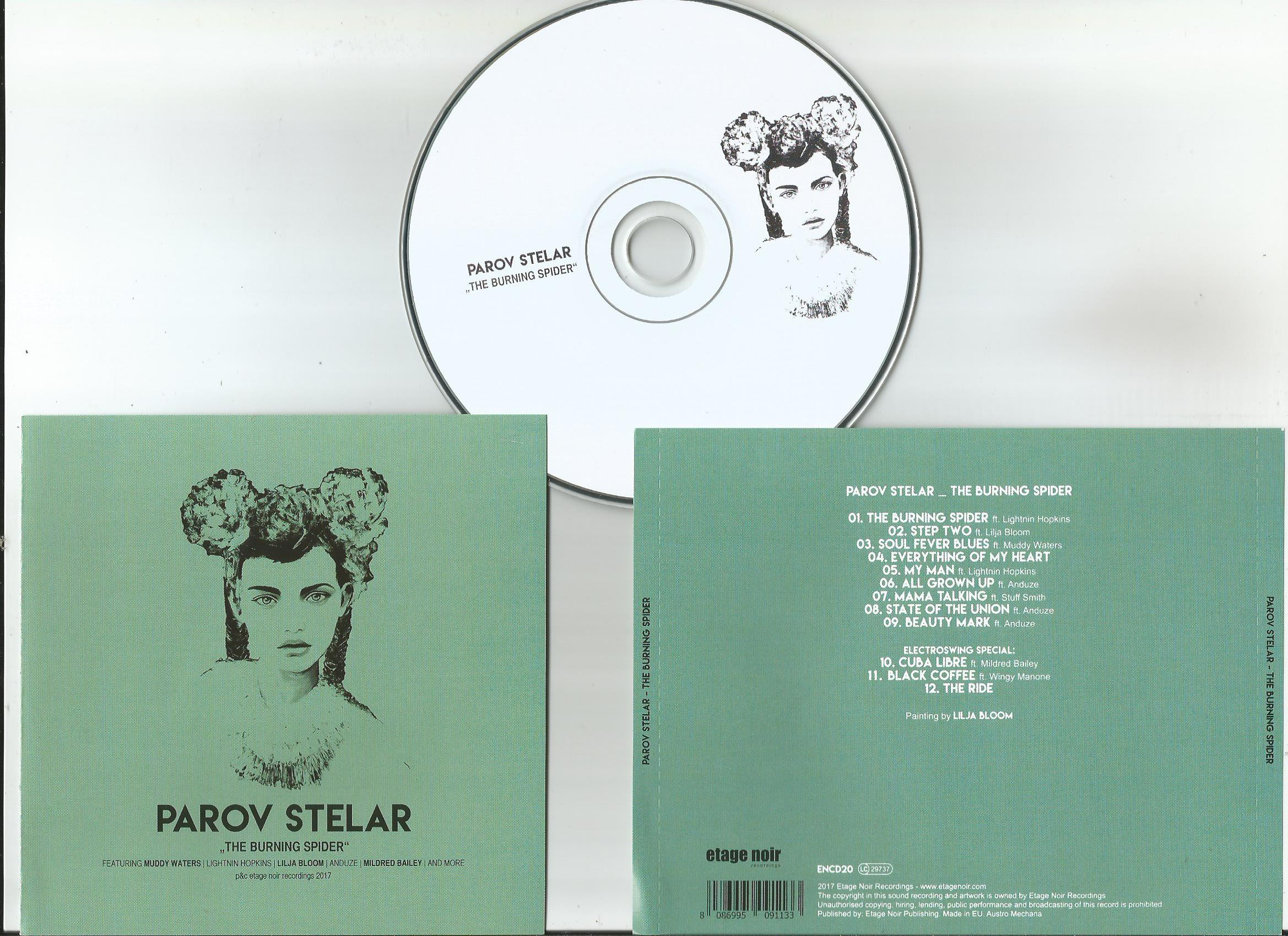 Stelar Parov Records Lps Vinyl And Cds Musicstack