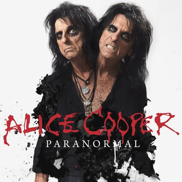 Alice Cooper - Paranormal 2017 MP3 320kbps CBR and FLAC Lossless Download Free