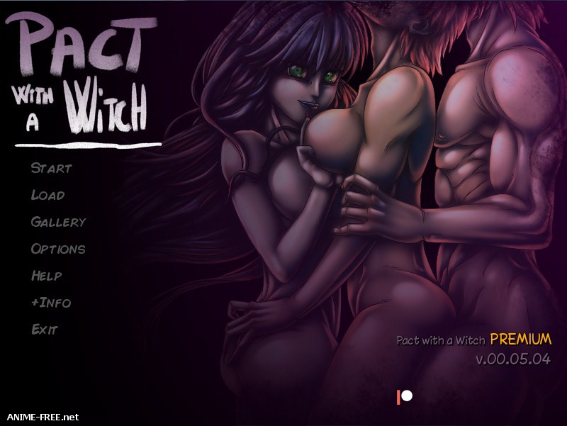 Pact with a Witch / Контракт с ведьмой [2017] [Uncen] [ADV] [Android Compatible] [ENG,SPA] H-Game