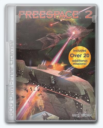 Freespace 2 (1999) [En] (1.20) License GOG
