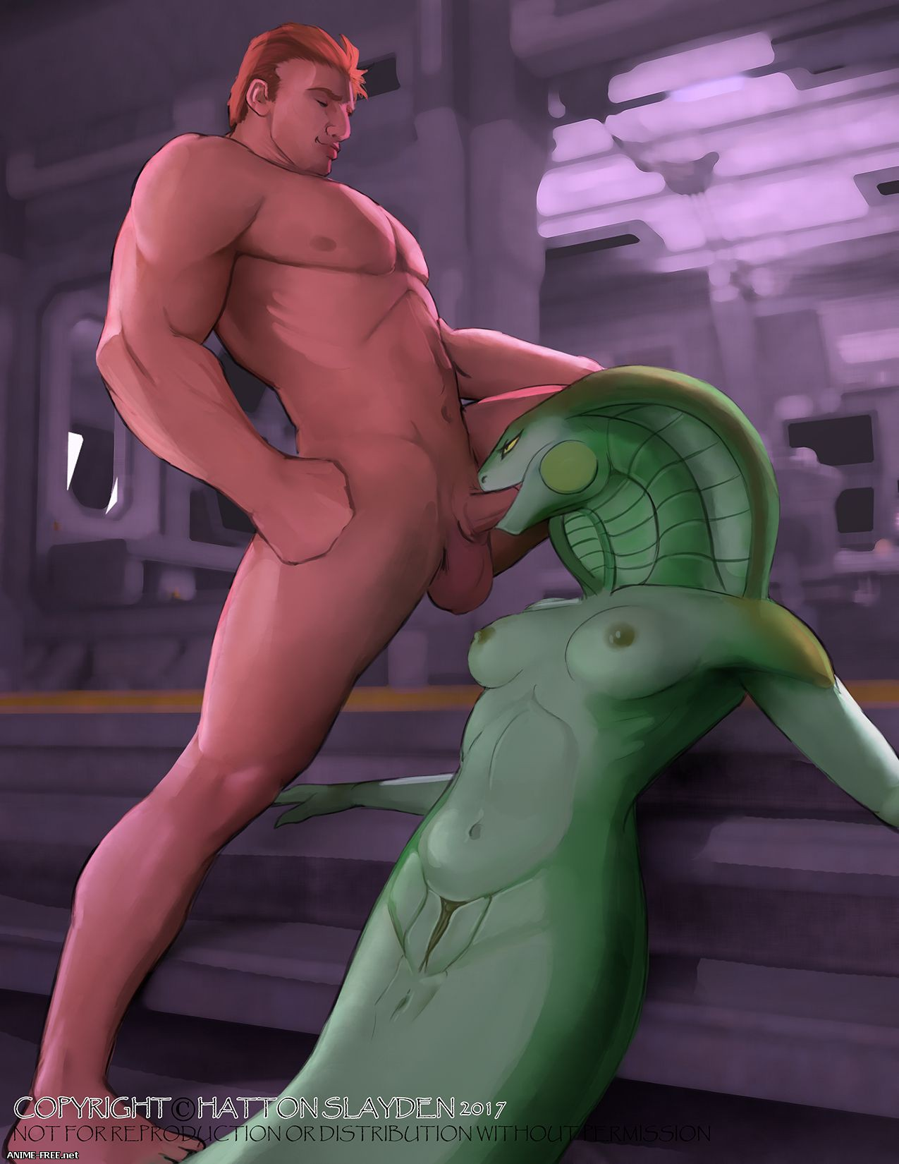 Hatton Slayden [Uncen] [JPG,PNG,PDF] Hentai ART